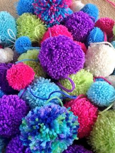 #WorldPomination - Blooming Felt Ltd