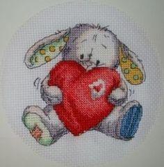 free cross stitch small Christmas patterns
