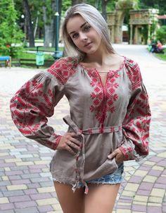2020 Ukrainian vyshyvanka blouse, Ukrainian embroidered blouse , Vyshyvanka bohemian ethnic shirt boho chic peasant top,GIFT FOR EASTER Boho Fashion, Girl Fashion, Fashion Outfits, Elegant Woman, Beauty Full Girl, Beauty Women, Hot Girls, Ukraine Women, Sexy Women