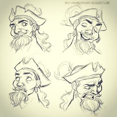 Pirate expressions!