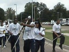 2003 Jackson State University (JSU Sonic Boom) Drum Major Music Video