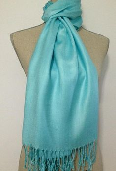 Hey, I found this really awesome Etsy listing at https://www.etsy.com/listing/102767313/tiffany-blue-pashmina-wedding-shawls