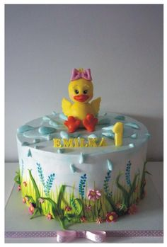 Duck - Cake by KoKo