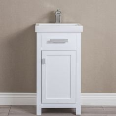 Design House Wyndham 18 In W X 16 In D Unassembled Vanity Cabinet