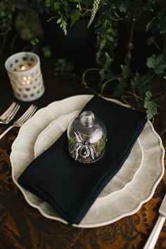 creepy crawly baubles + bell jars