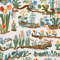 Textile Primavera Cotton   Svenskt Tenn