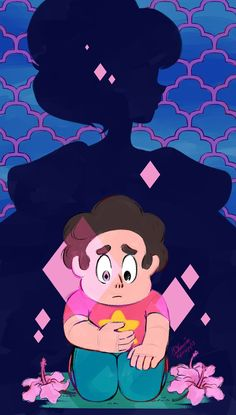 'Mom was Pink Diamond' - Steven Universe by Koizumi-Marichan on DeviantArt Pink Diamond Steven Universe, Steven Universe Gem, Universe Art, Finn The Human, Fanart, Star Vs The Forces Of Evil, Thing 1, Film, Peace And Love