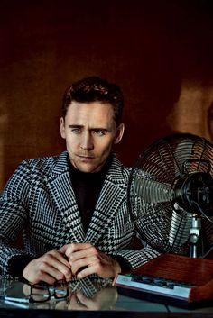 Tom Hiddleston by Tomo Brejc for ES Magazine October 18, 2013 , thanks to Torrilla