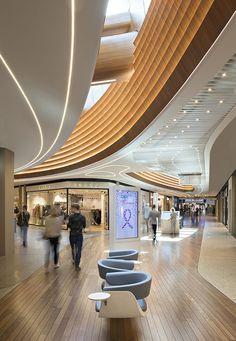 Cap 3000 cap 3000 france в 2019 г. shopping mall interior, mall facade и sh Retail Architecture, Architecture Design, Commercial Architecture, Mall Design, Design Blog, Retail Design, Atrium Design, Corridor Design, Shopping Mall Interior
