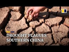 Prolonged drought dries up reservoirs, hits farmland in southern China - YouTube