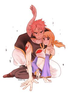 Totally amazing!! (Nalu Fan)