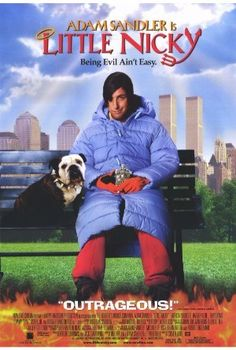 Little Nicky 2000 Online Full Movie.American comedy movie,about the three independent minded sons of Beezlebub,the two most powerful of them escape to Earth to create a kingdom for themselves.