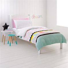 Double Bed Quilt Cover - Zarah Design KMART $18 D