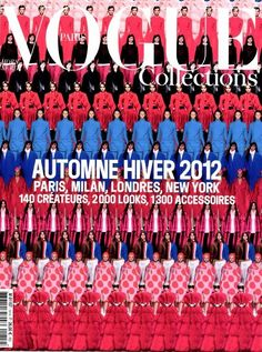 Fall/Winter 2012-2013 Vogue Paris Collections