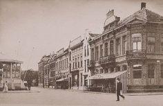 Stationsplein Breda (jaartal: 1930 tot 1940) - Foto's SERC