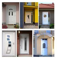 Biela farba dverí je stále populárna :)  Vchodové dvere GAVAplast #vchodovedvere #dvere #gavaplast #dvernavypln #bieledvere #whitedoor #entrancedoor Garage Doors, Outdoor Decor, Home Decor, Homemade Home Decor, Decoration Home, Interior Decorating