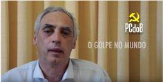 Em entrevista, o secretário de Política e Relações Internacionais do Partido Comunista do Brasil (PCdoB) José Reinaldo Carvalho, faz uma análise sobre as repercussões internacionais da tentativa de golpe em curso no Brasil.O vídeo foi produzido pela secretaria estadual de comunicação do PCdoB da Bahia.