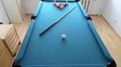 Homemade pool table plans DIY experts demonstrate how to restore an old pool table to its former glory by replacing the felt Pool Table Plans in 4 sizes