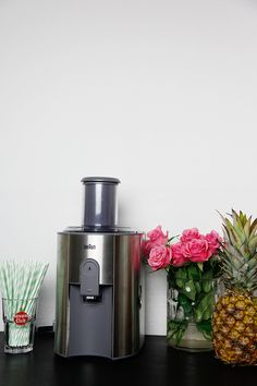 Juice Lover - Braun Multiquick #1 - Berries & Passion