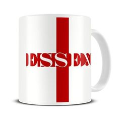 MG185 Magoo Essex England Flag MUG - essex gifts: Click on the images to purchase from Amazon UK.