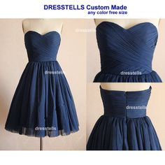 Royal Blue Bridesmaid Dress  cheap bridesmaid dress by dresstells, $109.99