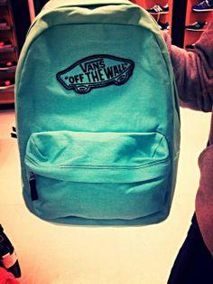blue vans backpack Vans Backpack d9ee0ce3d87