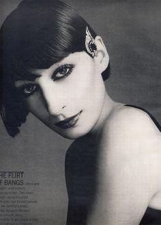 画像 : アンジェリカ・ヒューストンの美少女~美モデル写真集 - NAVER まとめ
