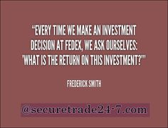 """"""" #Investment Thought """" via @secure247trade"""