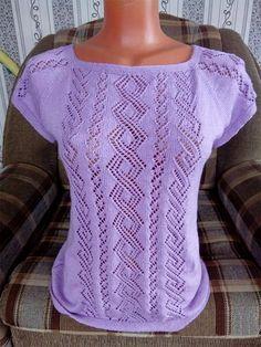 Lace Knit Stitch Pattern https://knit-charts.com/item/lace-knit-stitch-pattern-4.html