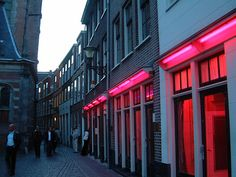 The Red Like District Amsterdam, Live Sex, Live Shows, Sexy Girls, Once In A lifetime