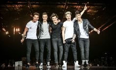 One Direction 1D in Birmingham. Photo copyright Christie Goodwin, all rights reserved