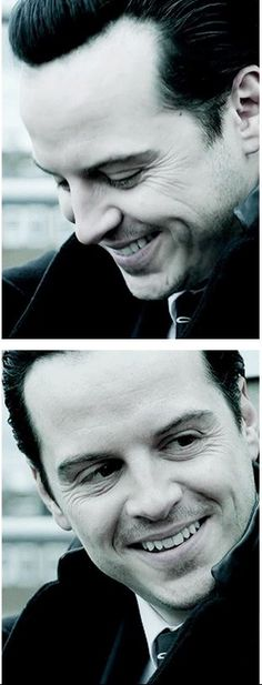 "I kind of missed Andrew Scott in the new episode.Let his death be fake too.Best homo villian ever.And maybe Sherlock and him can bump into each other on the street and go like ""You too o.O"".MARKGATISSSEETHISPLS."