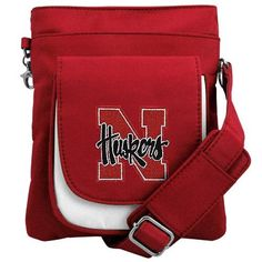 81c097f6f8 Ohio State Buckeyes Womens Traveler Purse - Scarlet - Perfect game day purse   UltimateTailgate