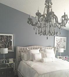 Nicolette Bed - Bella Pearl   Beds   Bedroom   Furniture   Z ...