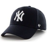 Casquettes 47 brand Casquette New York Yankees MVP Navy