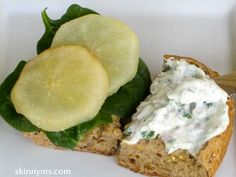Great served on toasted Paleo bread with vegenaise!!