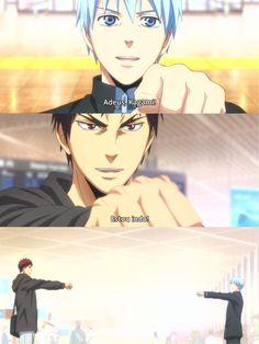 Kagami Kuroko, Generation Of Miracles, Kuroko's Basketball, Boys Playing, Kuroko No Basket, Anime Style, Manga Anime, Fandoms, Geek