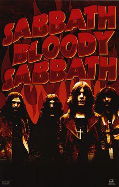 Sabbath Bloody Sabbath. Black Sabbath
