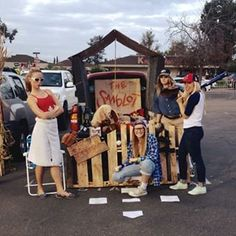 The Sandlot | 37 Trunk-Or-Treat Ideas That Are Guaranteed To Win Halloween