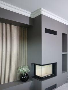 Interior Design Living Room, Living Room Designs, Cozy Apartment, Home Fireplace, Diy Home Improvement, New Homes, House Design, Furniture, Bukowski