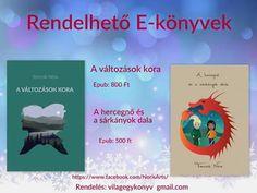 """""""A világ egy könyv..."""": Rendelhető E-könyvek"""