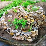 4 Step Guide to Building an Herb Spiral Garden Herb Spiral, Vertical Garden Design, Herbs, Plants, Herb Garden Planter, Herb Garden, Lawn And Garden, Gorgeous Gardens, Spiral Garden