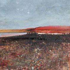 Kurt Jackson Watercolor Landscape, Abstract Landscape, Landscape Paintings, Kurt Jackson, St Just, Abstract Geometric Art, Painting Collage, First Art, Contemporary Landscape