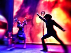 A great review of Wednesday's Puscifer concert.