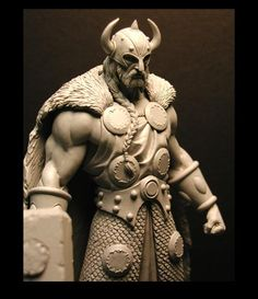 Thor 2 by ~MonsterPappa on deviantART