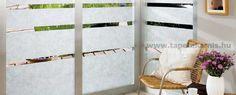 Üvegtapéta öntapadós fehér rizspapír 346-0350 - Tapéta és karnis webáruház