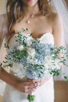 Wedding Decor, Boquette Wedding, Wedding Flower Guide, White Wedding Flowers, Bridal Flowers, Flower Bouquet Wedding, Wedding Colors, Wedding Lavender, Wedding Blue