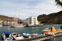 Gran Canaria Porto de Mogan Pier