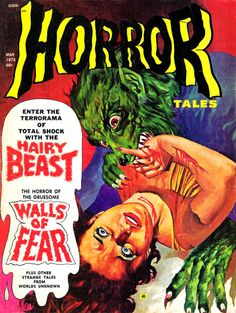 Horror Tales | Mar. 1972