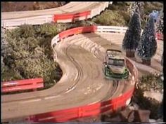 Slot car - Rally Slot Svezia 2008
